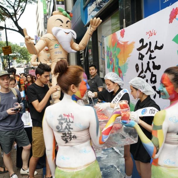 Geunsan Insam(Ginseng) Festival (3)