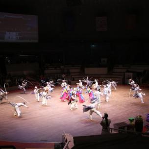 Anseong Matchum Namsadang Baudeogi Festival (10)