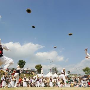 Anseong Matchum Namsadang Baudeogi Festival (3)